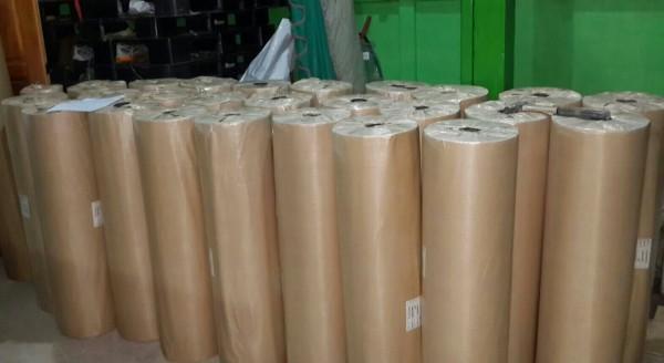 กระดาษคราฟท์กันสนิม1×500M