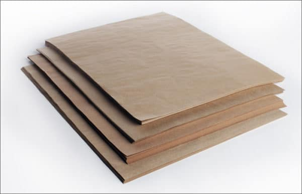 กระดาษคราฟท์กันสนิม30x35cm
