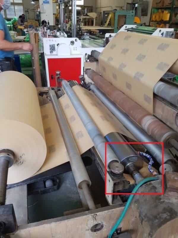 VCI Paper Coating|การเคลือบผิวกระดาษกันสนิม