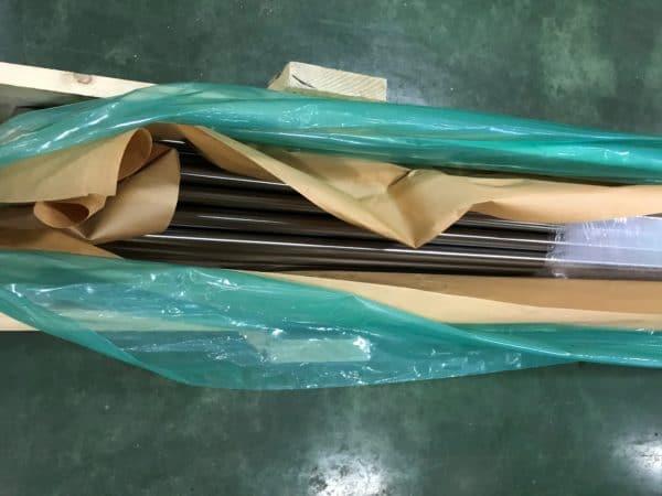 กระดาษห่อเหล็กเพลา