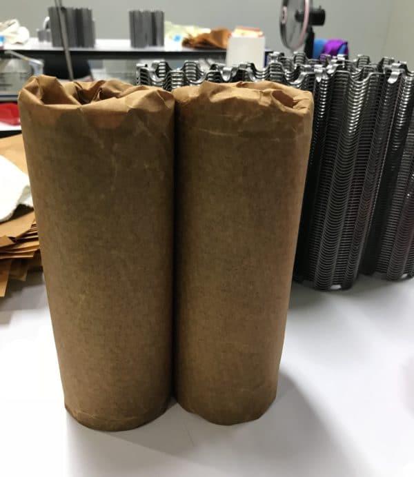 การห่อด้วยกระดาษกันสนิม