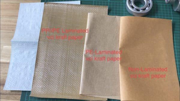 กระดาษกันสนิม 3แบบ