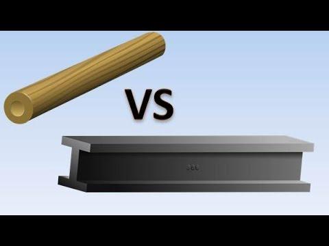 Wood VS Metal