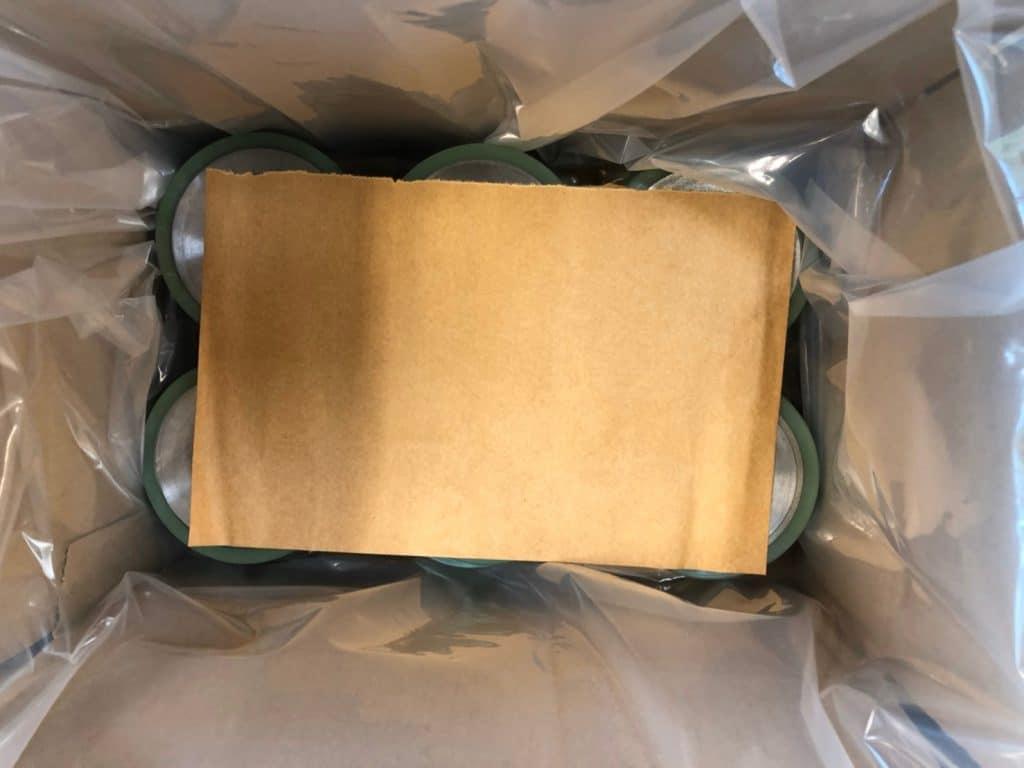 VCI Kraft Paper_กระดาษป้องกันสนิม