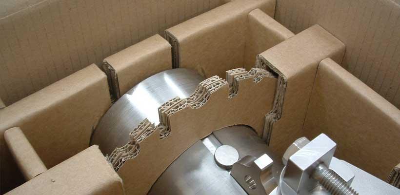 VCI Anti-Corrosion Corrugated Boxes-กล่องลูกฟูกเคลือบสารป้องกันสนิม